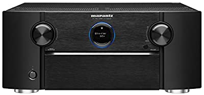 Marantz AV7702MK2 M11.2 Channel Max Processing Full 4K Ultra HD AV Pre Tuner with Bluetooth and Wi-Fi
