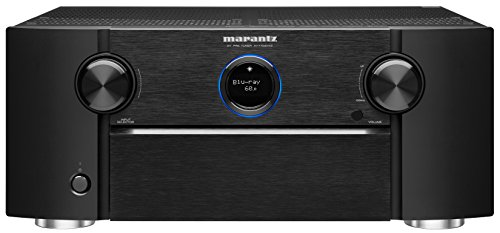 Marantz Stereo (Marantz AV7702MK2 M11.2 Channel Max Processing Full 4K Ultra HD AV Pre Tuner with Bluetooth and Wi-Fi)