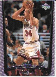 Bill Wennington 1998-99 Upper Deck Chicago Bulls Card #248