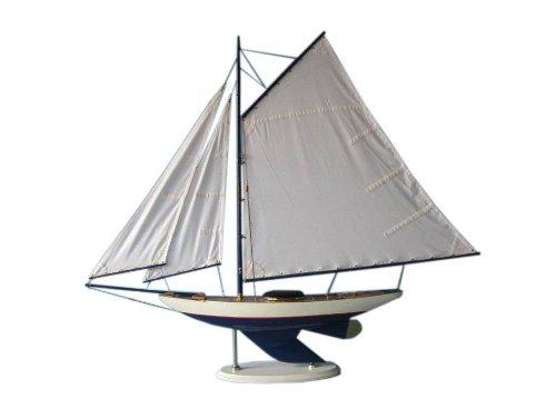 "Hampton Nautical  Laguna Lake Sloop 40"" Hampton Nautical ..."