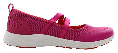 Vionic para mujer ágil Opal Slip-On Mary Jane Sneaker Rosado