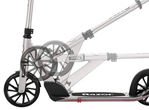 Razor A5 Prime Premium Kick Scooter - Gunmetal Grey