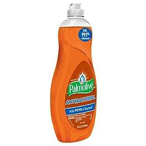 Palmolive Ultra Dish Liquid, Antibacterial, 20 Ounce