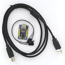 FT232RL Module USB to Serial / TTL Converter + USB Cable Suport 3.3V/5V