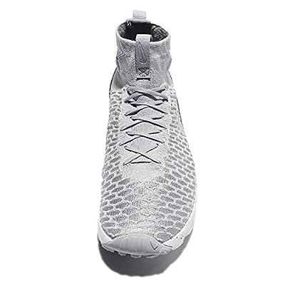 Nike Men's Air Footscape Magista Flyknit, WOLF GREY/WOLF GREY-COOL GREY