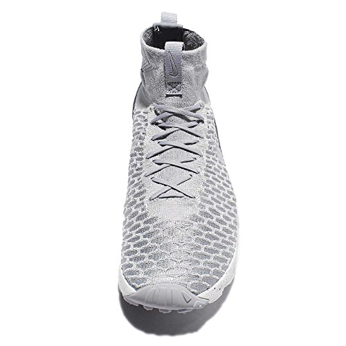 Nike Hommes Airscape Magista Flyknit, Loup Gris / Loup Gris-cool Gris, 12,5 M Us