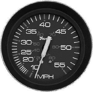 Faria Speedometer - Faria 33009 Coral 55 MPH Speedometer