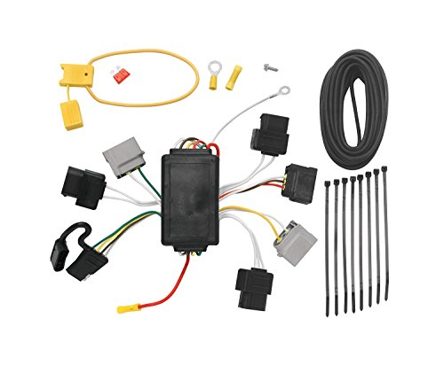 One Circuit Accessories - Tekonsha 118426 T-One Connector Assembly with Circuit Protected ModuLite Module