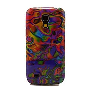 JAJAY- Fire Clouds Pattern TPU Soft Cover Case for Samsung Galaxy S4 Mini I9190