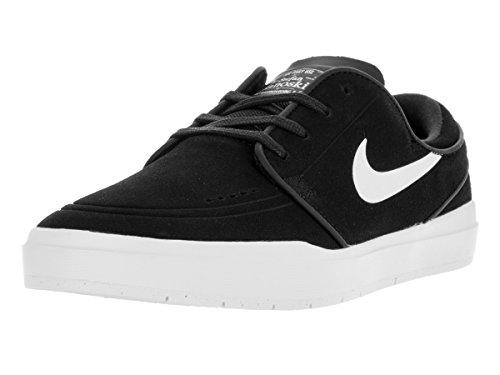 Nike Mens Stefan Janoski Hyperfeel Black/White Skate Shoe 11.5 Men US (Supreme Sb)