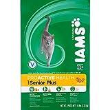 Iams ProActive Health Adult Cat Senior Plus, 16-Pound, My Pet Supplies