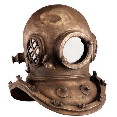 replica deep sea diver helmet