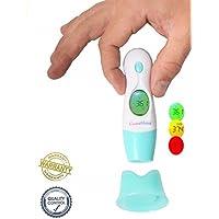 Termómetro infrarrojo - Probado y endosado por médicos;