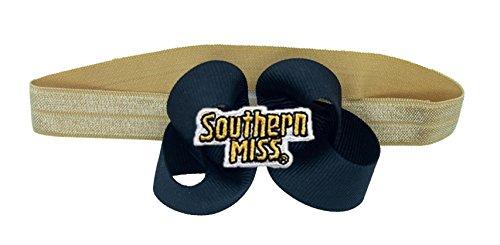 Southern Miss Stretch Baby Headband -