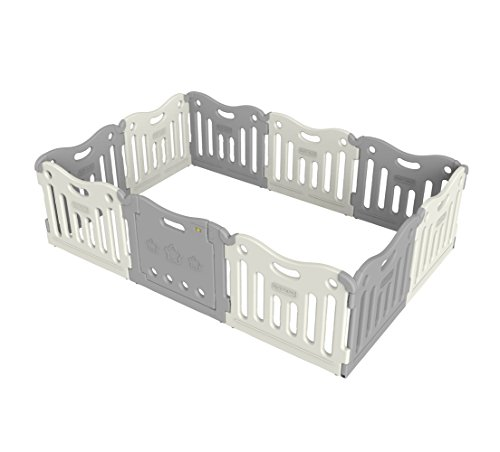 Baby Care Play Mat Pen (Grey) ()