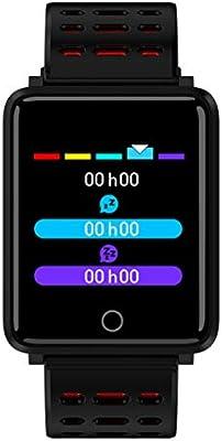 NICERIO F3 SmartBand Frecuencia Cardíaca Dormir Monitor Sport ...
