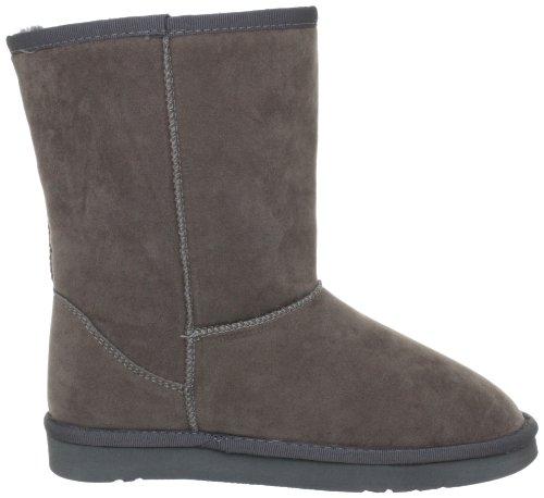Buffalo Girl 238892 Sy Suede, Women's Boots Grau (Grey 01)