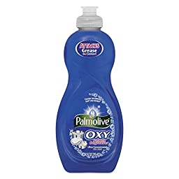 Ultra Palmolive CPC 46117 Oxy Plus Power Degreaser, 25 oz. Bottle (Pack of 12)