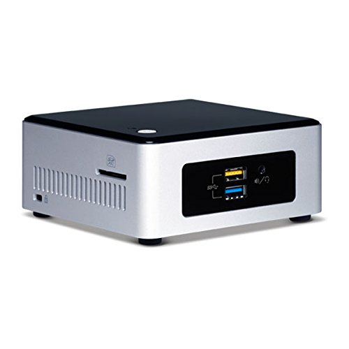 Intel NUC NUC5CPYH, 4K Support via HDMI, Intel HD Graphics, SATA3 for 2.5-Inch HDD/SSD BOXNUC5CPYH by Intel