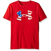 Under Armour Boys Americana Pride T-Shirt