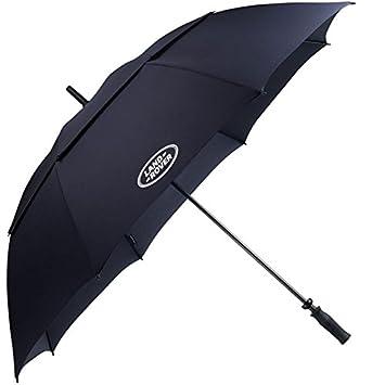 Land Rover - Paraguas, diseño, Color Azul
