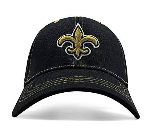 Holly Ball - holly joll New Orleans Saints Football Sport Adjustable Hat Performance hat