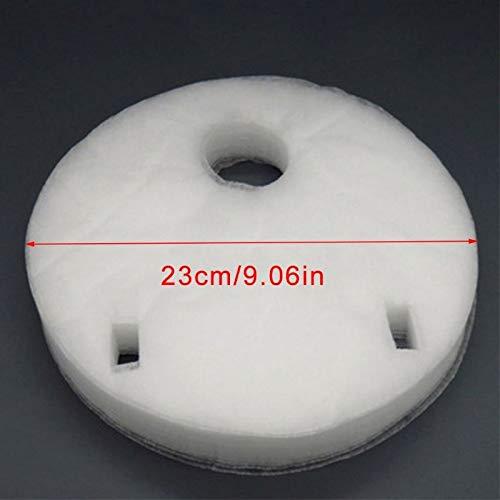 20 개 23 센치메터 스마트 진공 로봇 청소기 자동 먼지 청소 흡입 걸레 종이