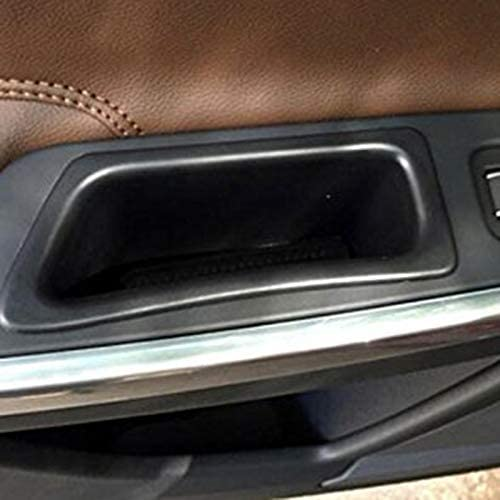 Semoic Auto Car Door Storage Box Handle Armrest Container for XC60 2009-2017