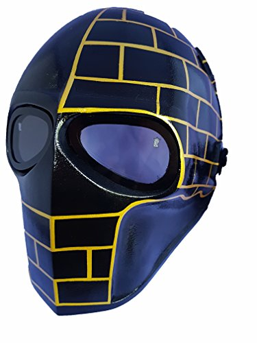 Airsoft Mask & Paintball Mask Army of two Mask Protective Gear Outdoor Sport Fancy Party Ghost Masks Bb Gun]()