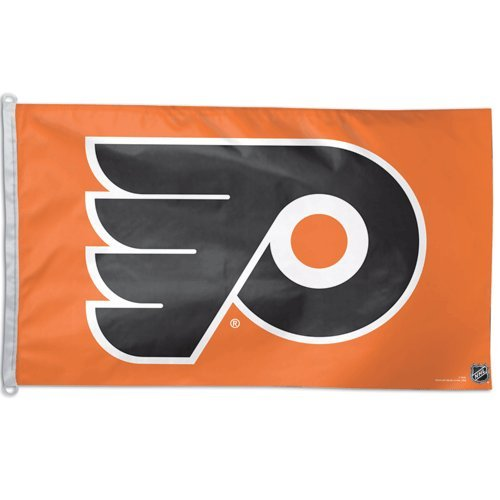 Philadelphia Flyers Official NHL 3ftx 5ft Banner Flag by Wincraft by WinCraft