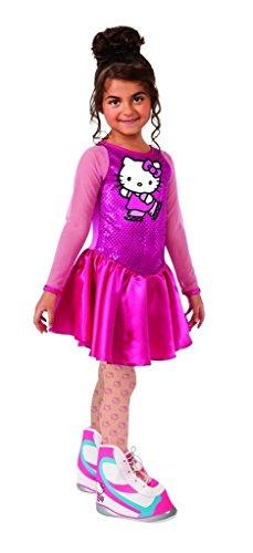 Hello Kitty Figure Skater Girls Costume