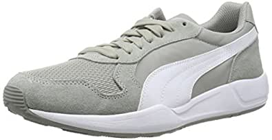 Puma ST Runner Plus - Zapatillas de running Unisex adulto, Negro (Black/White/Gold), 38 amazon-shoes el-negro Zapatillas running