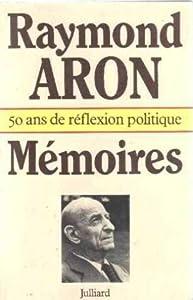 vignette de 'Memoires (Raymond Aron)'