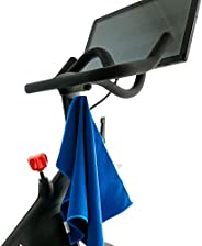 ATP Sports Towel Holder for Peloton Bike - Accessories for Peloton - Towel Rack for While You Ride