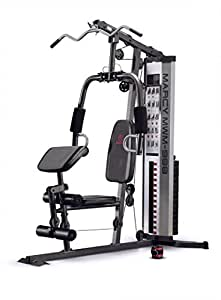 marcy 150 lb stack home gym manual