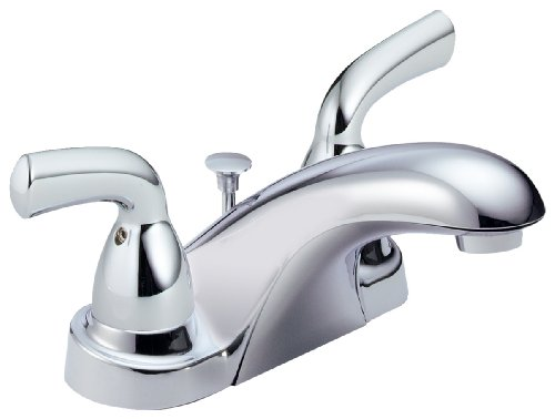 Delta Faucet 35999lf Haywood Polished Chrome Two Handle: Compare Price To Delta Foundations Bathroom Faucet