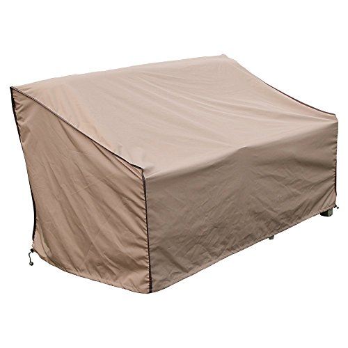 36' Lounge Seat (TrueShade Plus Outdoor 3 Seat Sofa Cover Water-Resistant (Large 95