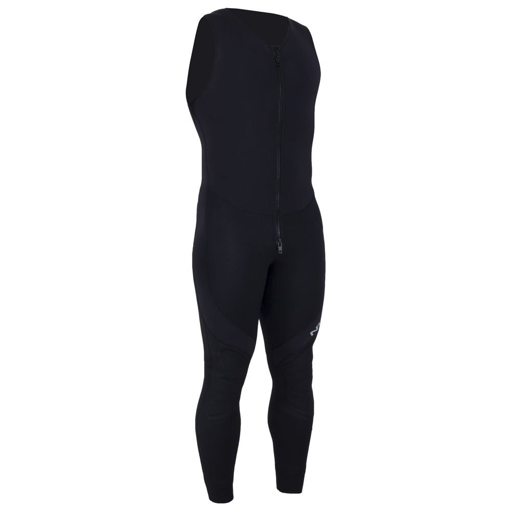 NRS 3.0 Farmer John Wetsuit Black 3XL by NRS
