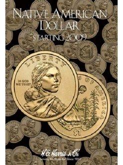 Native American Dollar Folder by Harris 2009-Date