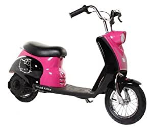 Hello Kitty City Scooter, Pink/Black