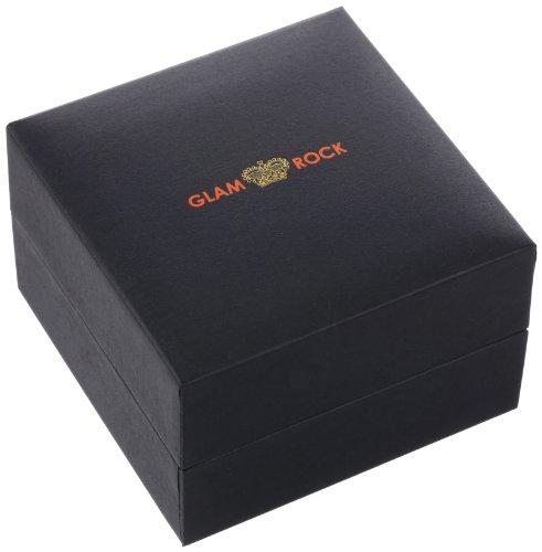 Glam Rock GR70108 Gulfstream Collection Chronograph, silikon, svart