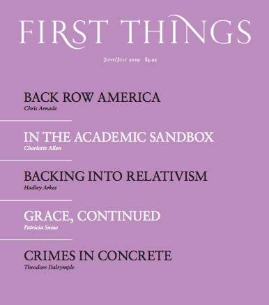 Best Price for First Things Magazine Subscription