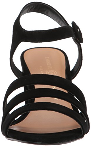 Black Suede Laundry Chinese Women's Sandal Ryden Heeled wdXdFxAYq