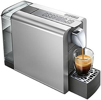 Cremesso Compact One II SHINY SILVER – Cafetera de cápsulas para ...