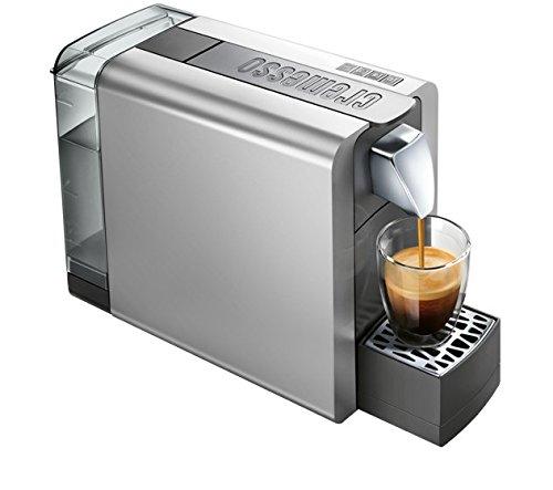 Cremesso Compact One II SHINY SILVER - Cafetera de cápsulas para ...
