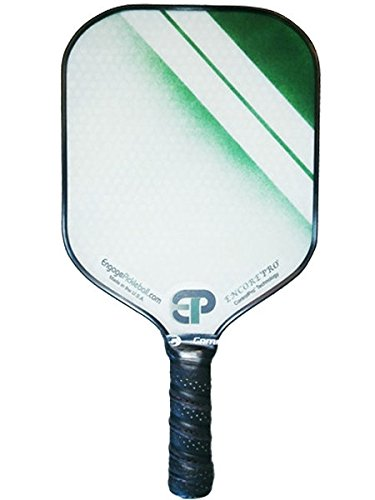 Engage Encore Pro Pickleball Paddle (Green Fade) by Engage Pickleball