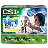 CSI: Crime Scene Investigation - Forensic Facial Reconstruction Kit