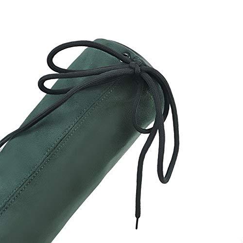 Mns03101 Verde 1to9 Sandalias Mujer Con Cuña TavxqF