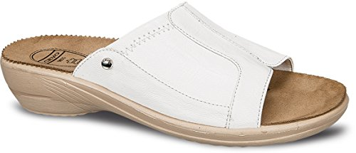 White Detachable Backless Women's Slippers Valgus CEYO Sandals Hallux Insole vpwqqO8