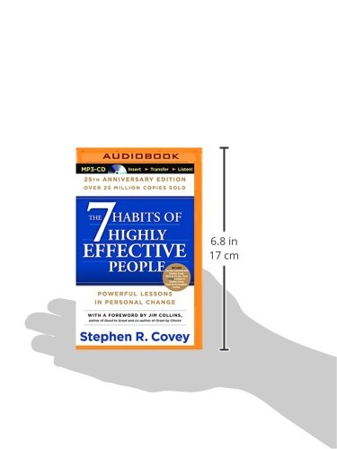 Workbook 7 habits of highly effective teenagers worksheets : 7 Habits of Highly Effective People, The: 25th Anniversary Edition ...